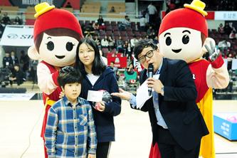 11월 17일 안양KGC VS 고양오리온 [2018-2019시즌]