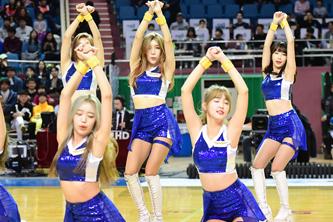 11월 17일 서울삼성 VS 인천전자랜드 [2018-2019시즌]